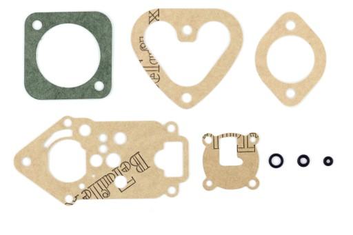 3ae070bf01ab5 Zestaw uszczelek uszczelki gaźnika FIAT 126p 6749824583 - Allegro.pl