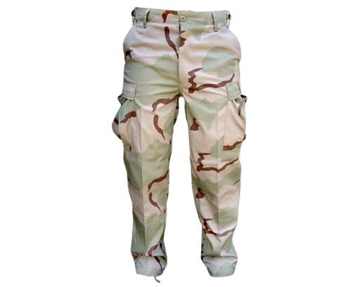 Mil-Tec Spodnie BojÓwki M65 US RANGER BDU L 7260606040 Odzież Męska Spodnie WR EXTYWR-6