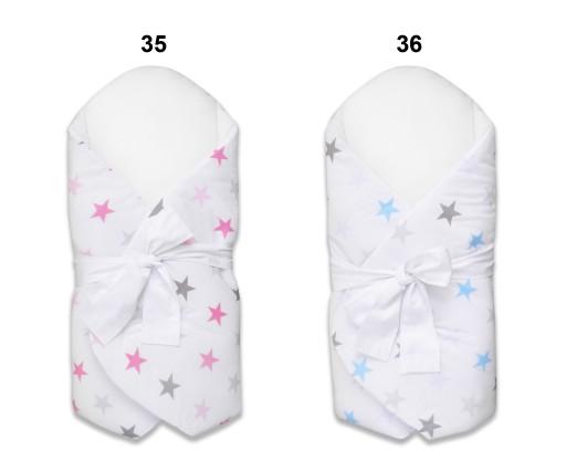 BECIK ROŻEK niemowlęcy -usztywniany 80/80 PROMOCJA
