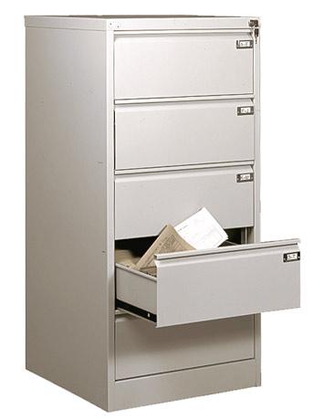 Szafa szafka kartotekowa format B5 medyczny
