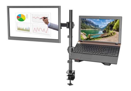 Stolik Pod Laptop Notebook Monitor Uchwyt Monitor