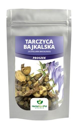 Tarczyca bajkalska Korzeń Bajkalina - 400G PROSZEK