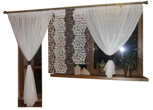 Firanki Firany Woal Panele Afryka Ii Kokony Balkon