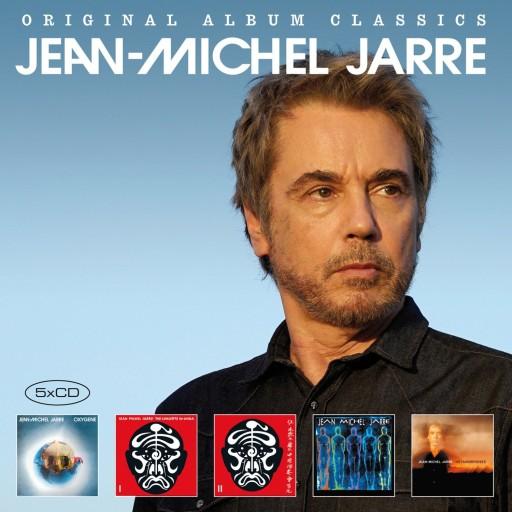 JEAN-MICHEL JARRE Original Album Classics 2 5CD