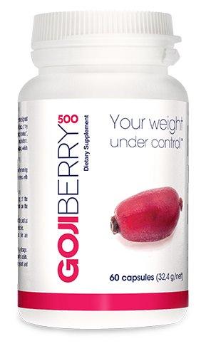 Goji Berry 500 Szybkie Skuteczne Odchudzanie 60kap 7371840039 Allegro Pl