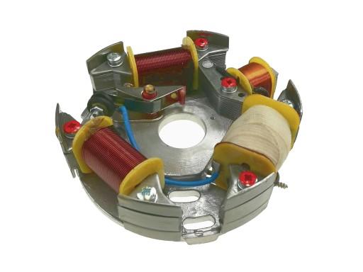 SPARK STATOR INFLAMMATION COIL WSK 125 LT FRONT.