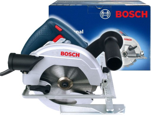 Pilarka Tarczowa 1200w Gks 600 Bosch 6679575307 Allegro Pl