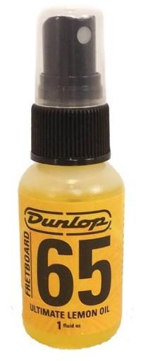 Dunlop 65 Lemon Oil konserwacja podstrunnicy 29 ml