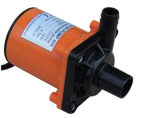 Pompa Pompka Do Wody Cieczy 800l H 12v Arduino 6908803874 Allegro Pl