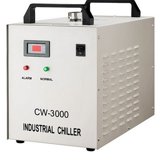 CHILLER CW3000 Chłodnica do lasera CO2