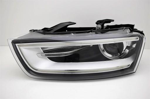 AUDI Q3 11-14 фара XENON LED левые новые