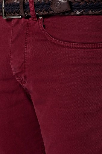 Spodnie Męskie Bordowe Lancerto Femes W33/L34 10238525580 Odzież Męska Spodnie WB REWWWB-8