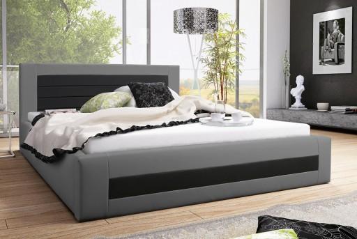 łóżko Tapicerowane Stella 200200 Z Pojemnikiem