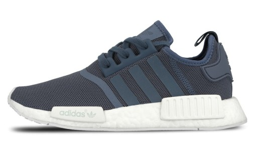 ADIDAS ORIGINALS NMD_R1 NOMAD BOOST TECH INK GLOW