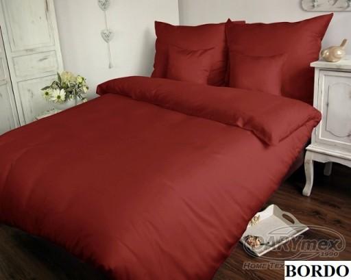 POŚCIEL 160x200 satyna bawełniana DARYMEX kolory