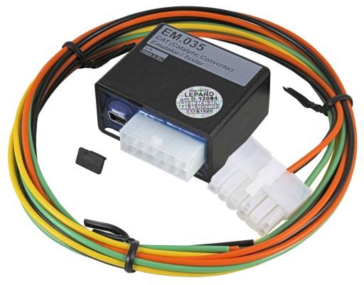 UNIVERSALUS EMULIATORIUS ZONDAS Lambda LPG/CNG/HHO USB