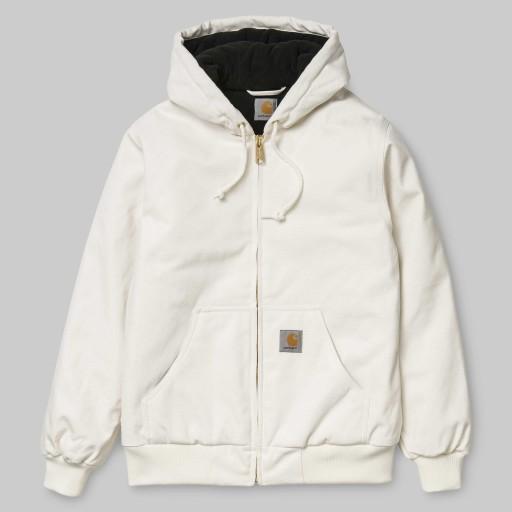 Kurtka męska Carhartt Active Jacket Cotton S 7611047010 Odzież Męska Okrycia wierzchnie OO YWVNOO-9