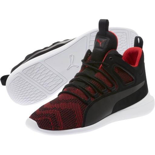 rozmiar 7 obuwie gładki Puma Ferrari Evo Cat sneakers buty meskie r 43