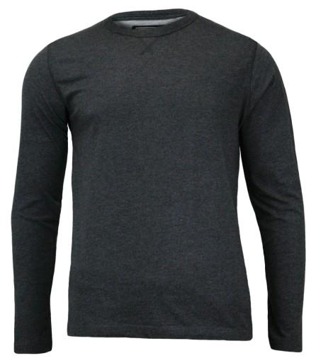 4c7c420a175ef T-shirt (long sleeve) - grafit - Brave Soul - S 7429226972 - Allegro.pl