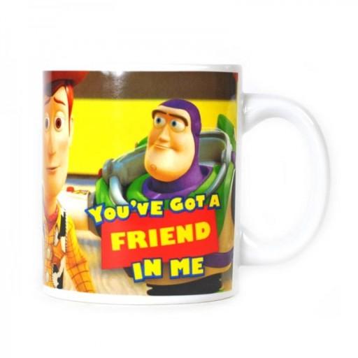 Kubek Disney Toy Story 'Masz we mnie przyjaciela'