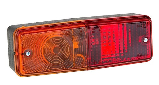 TAIL LIGHTS REAR TRAIL SEMITRAILER TRACTOR TRACTOR