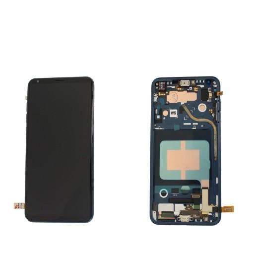 LG V30 H930 LCD ekran digitizer Ramka