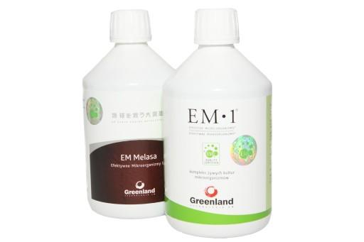 Zestaw do namnażania Efektywne Mikroorganizmy 0,5l