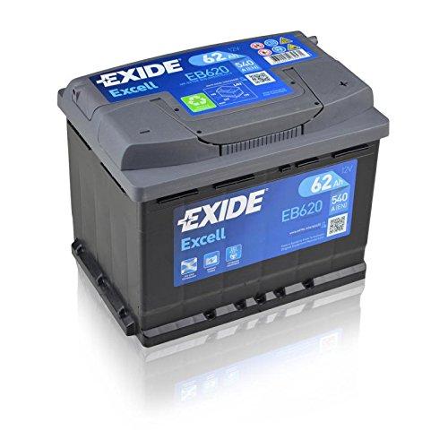 Akumulator EXIDE  Peugeot  307 1,4 1,6 2,0  f .VAT
