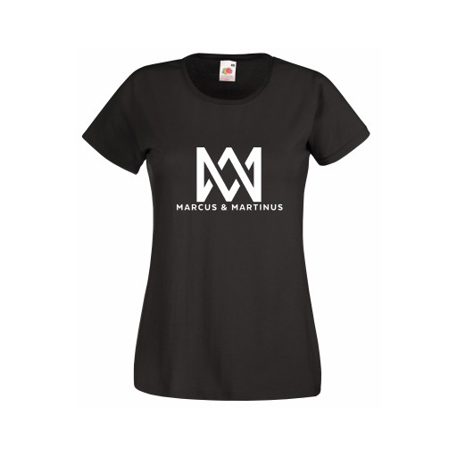 Marcus Martinus Koszulka T-shirt Damska M
