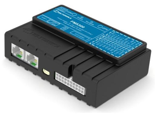 Lokalizator FM5300 GLONASS i GPS kontrola paliwa