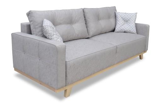 Kanapa Sofa Rozkładana Reno Styl Skandynawski