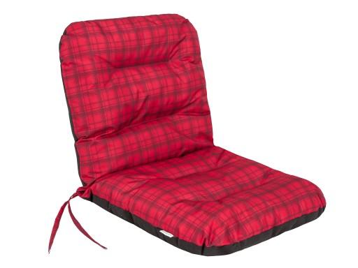 Poduszka Na Fotel Leżak Krzesło Ogrodowe 96x48 Cm