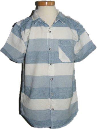TU koszula bawełniana z kieszonką 140 cm