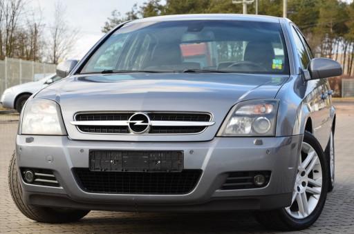 Opel Vectra C Hatchback 2.2 DIRECT ECOTEC 155KM 2005
