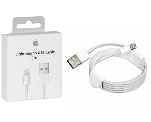100% ORYGINALNY KABEL USB APPLE iPhone iPad iPod