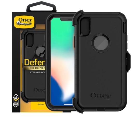 pretty nice fd73d bbcb3 OTTERBOX Defender Pancerne etui case iPhone X/10