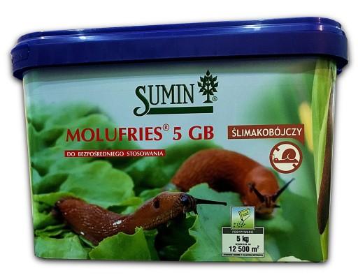 Molufries 5gb 5 Kg Trutka Srodek Na Slimaki 7291081701 Allegro Pl