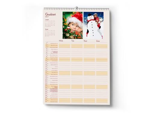 Foto Kalendarz Planer Rodzinny A3 Wlasne Zdjecia 59 Zl Allegro Pl Raty 0 Darmowa Dostawa Ze Smart Warszawa Stan Nowy Id Oferty 7826392845