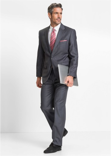 Bonprix eleganckie spodnie męskie bpc r. 98 8007140828 Odzież Męska Spodnie SX HKLYSX-6