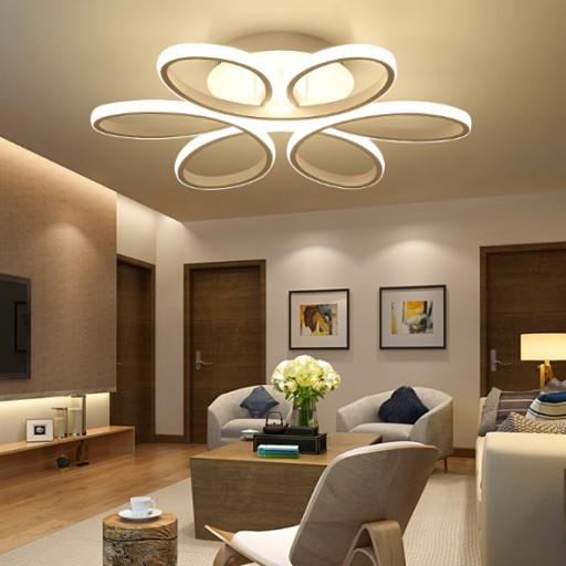Lampa Sufit Ring Plafon Okrag Zyrandol 58cm Led 7818661272 Allegro Pl