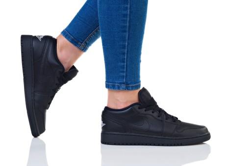 Buty Nike Damskie Air Jordan 1 Low Bg 553560 006 Ceny i