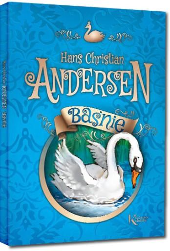 Baśnie Hans Christian Andersen GREG Twarda Oprawa