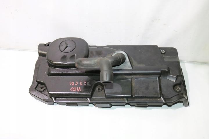 покрытие клапанов. защита mercedes - бенз vito w638