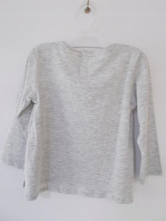 Zara BabyGirl, bluzka z ozdobną kieszonką, 92 cm 9106780624 Dziecięce Odzież LL SDYSLL-6