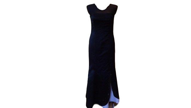 SCOTT MCCLINTOCK_SUKNIA BALOWA___RYBKA__BDB! 38 9565561593 Odzież Damska Sukienki wieczorowe PN FBVLPN-8